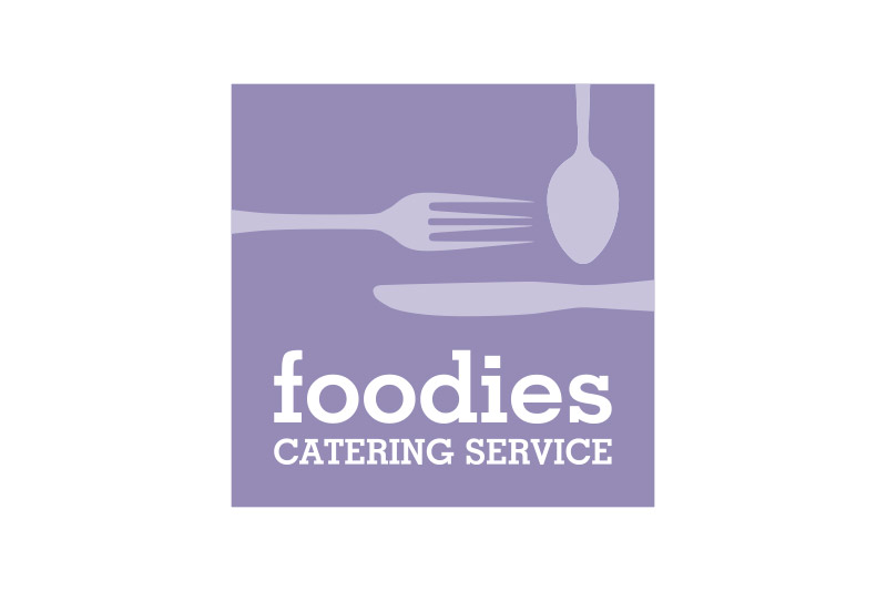 Foodies Catering Service Branding